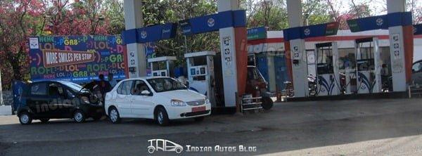 Tata Nano Diesel Spy Pictures