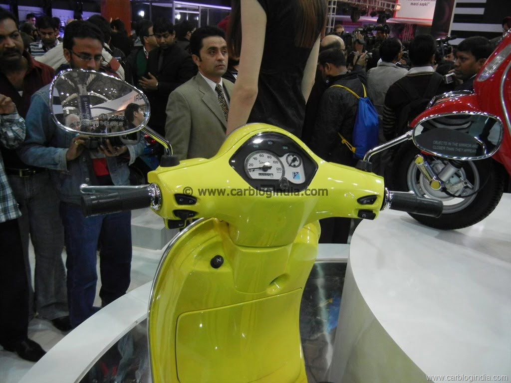 Vespa LX 125 India- Details, Pictures, Price, Features And More