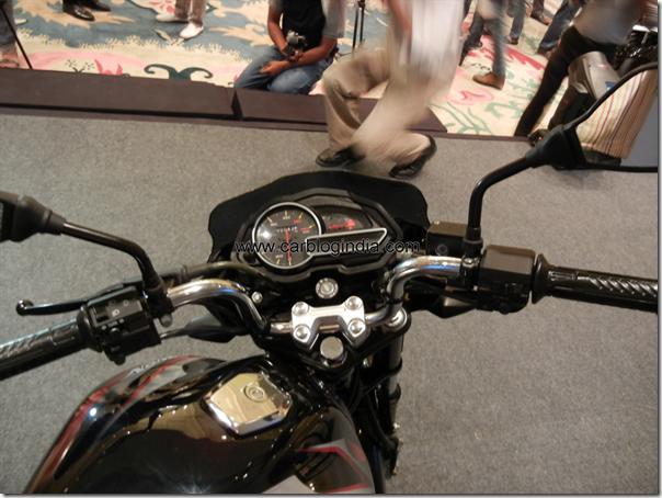 2012 Bajaj Discover 125 ST (50)
