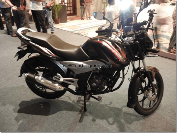2012 Bajaj Discover 125 ST (51)