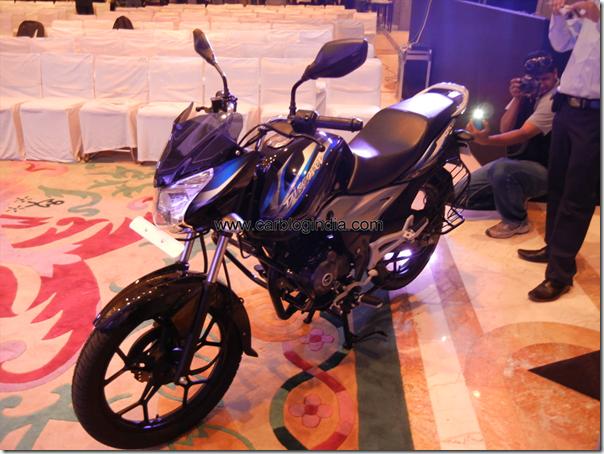 2012 Bajaj Discover 125 ST (59)
