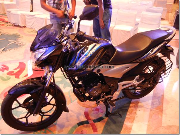 2012 Bajaj Discover 125 ST (62)