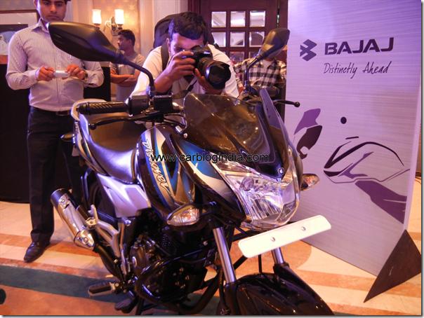 2012 Bajaj Discover 125 ST (70)
