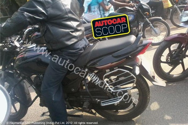 2012 TVS Radeon 125 CC Motorcycle (2)