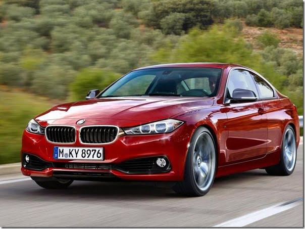 2013 BMW 4 Seires Coupe
