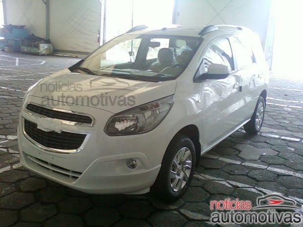 Chevrolet Spin MPV- 7 Seater Ertiga Rival By Chevrolet