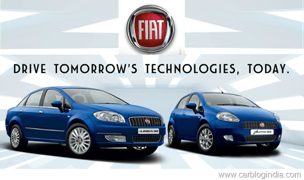 Fiat Exclusive Showroom In Hyderabad