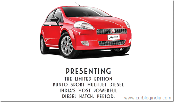 Fiat Punto 90HP Sport