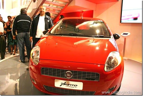 Fiat Punto Sport India