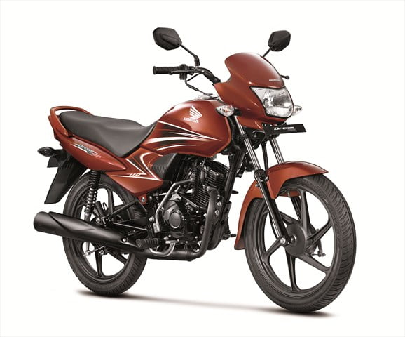 Honda Dream Yoga 110 CC Official Pictures (4)