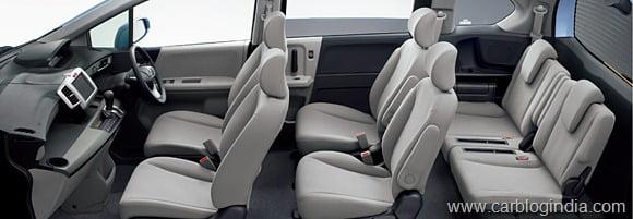 Honda Freed MPV (1)