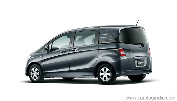 Honda Mpv 2nh 7 Seater To Compete With Maruti Ertiga