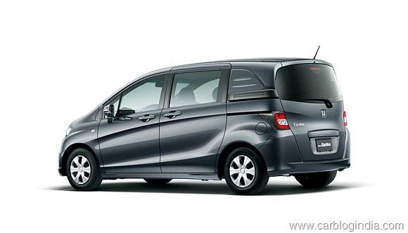Honda Freed MPV (4)