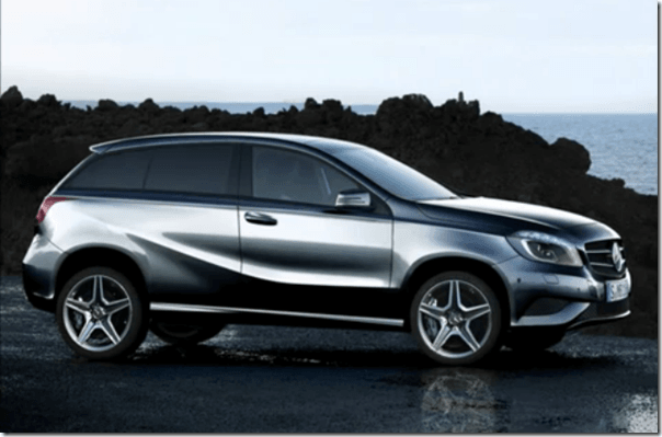 Mercedes gla class suv to compete with bmw x1 and audi q3 for Mercedes benz gla class india