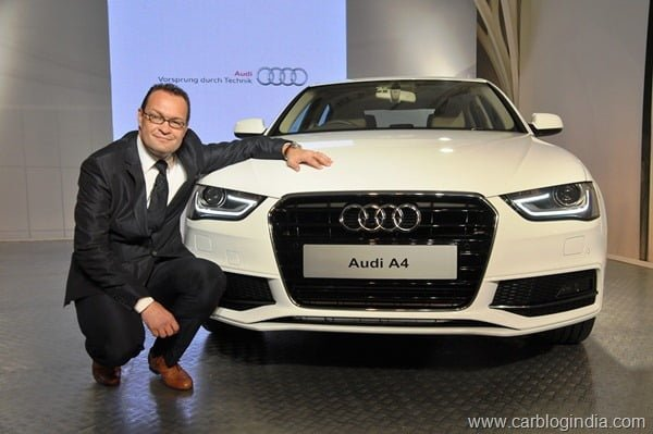 New Audi A4 Launched In India