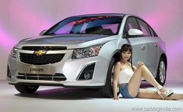 New Chevrolet Cruze 2013 (3)