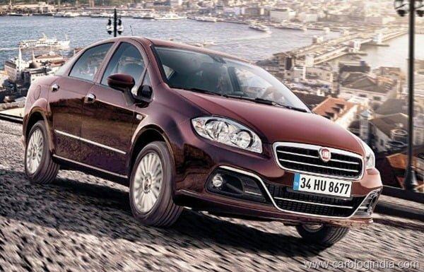 New Fiat Linea 2013 (2)