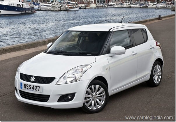 Suzuki Swift Recalled Because Of Petrol Leakage