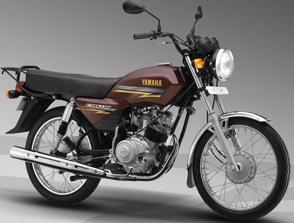 Yamaha Low Cost Motorcycle For India And Africa