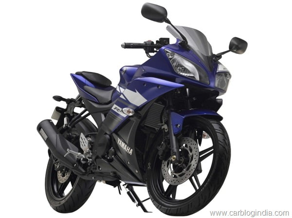 Yamaha R15 Version 2.0 Wins India Design Mark (I Mark) Award