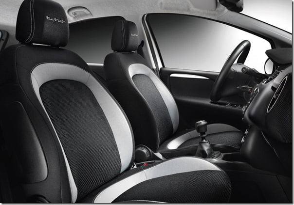 2012 Fiat Punto Hatch Interior Shot 2