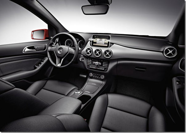 Mercedes B-Class India Launch In July 2012?