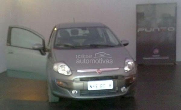 2013 Fiat Punto Facelift