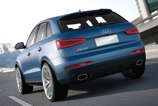 Audi Q2 Compact SUV Will Be Placed Under Q3, Launch By 2015