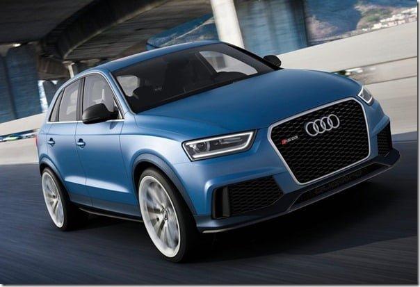 Audi Q3 RS Sports SUV