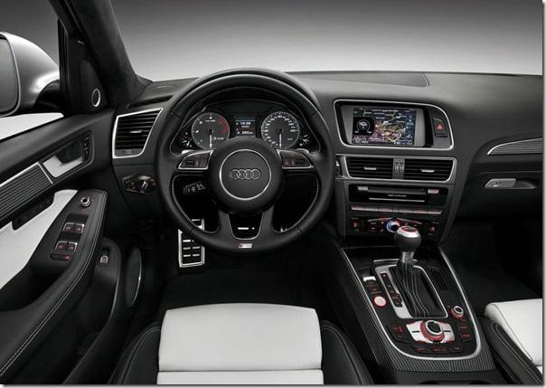 Audi-SQ5_TDI_2013 Interiors