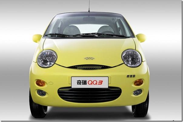 Chery QQ3 Hatchback
