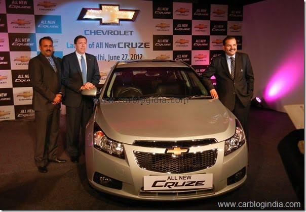 Chevrolet Cruze 2012 New Model (1)