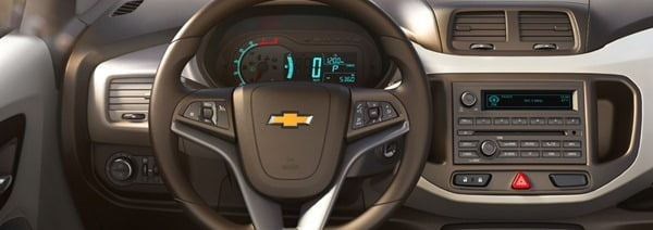 Chevrolet Spin MPV (7)