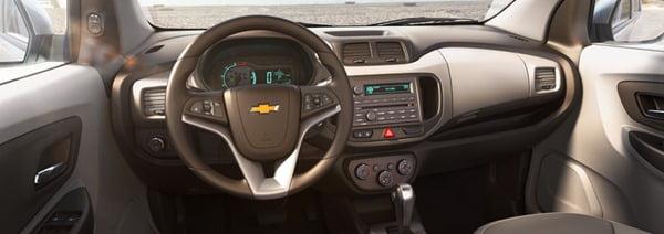 Chevrolet Spin MPV (9)