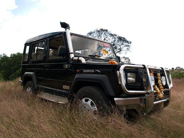Force Trax Gurkha