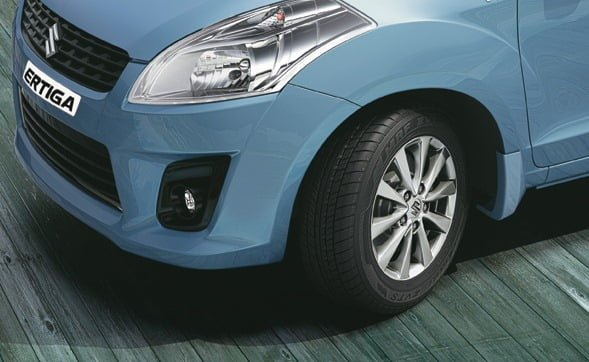 Maruti Ertiga Alloy Wheel Shortage