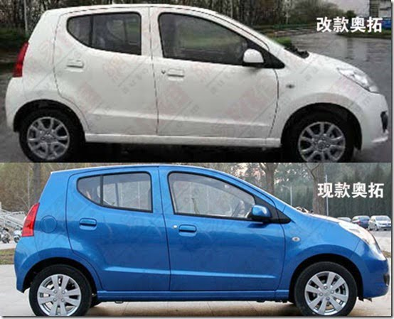 New Suzuki A-Star