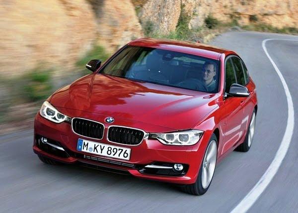 2012 BMW 3 Series 6th Generation (1)