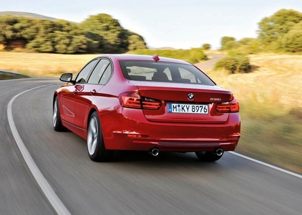 2012 BMW 3 Series 6th Generation (4)