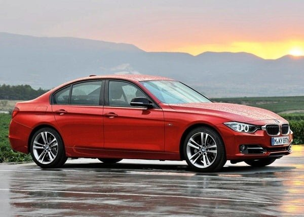 2012 BMW 3 Series 6th Generation (6)