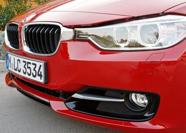 2012 BMW 3 Series 6th Generation (9)