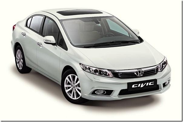 2012 Honda Civic Malaysia