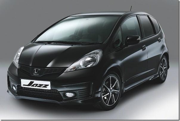 2012 Honda Jazz Front