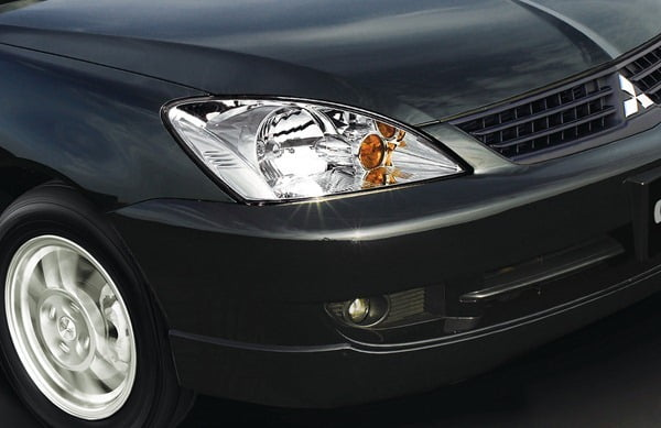 2012 Mitsubishi Cedia Select Headlamps
