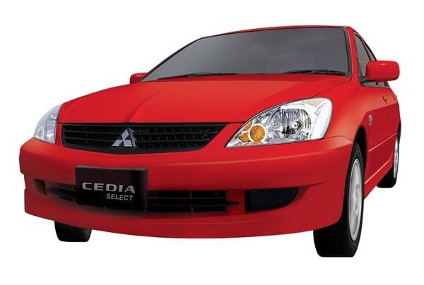 2012 Mitsubishi Cedia Select