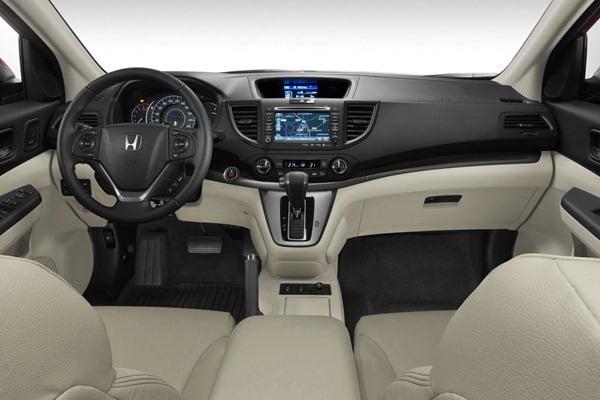 2013 Honda CRV Diesel