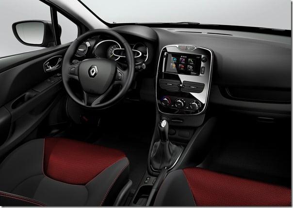 2013 Renault Clio Interior