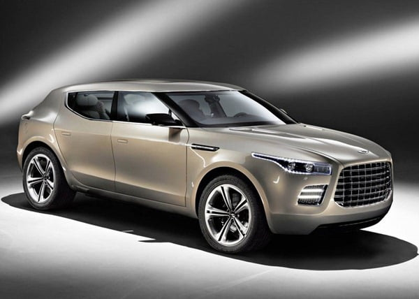 Aston Martin Lagonda Concep SUV (2)