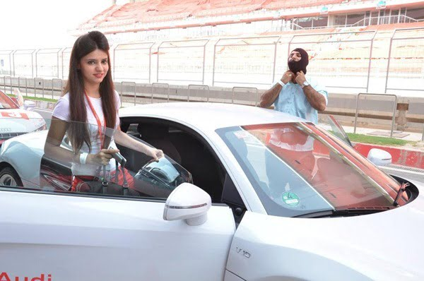 Audi India Sports Car Experience (ASE) Program (1)