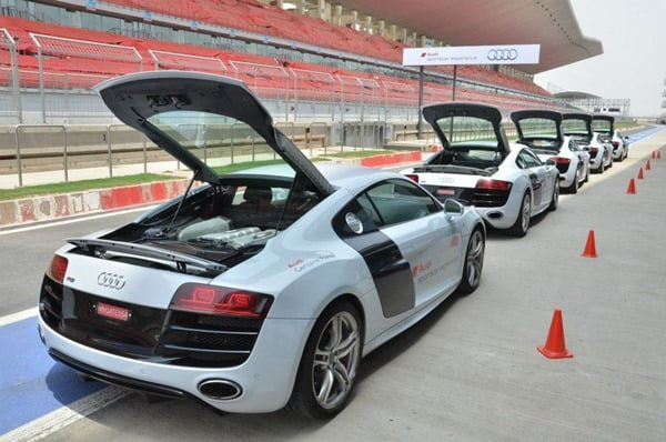 Audi India Sports Car Experience (ASE) Program (2)
